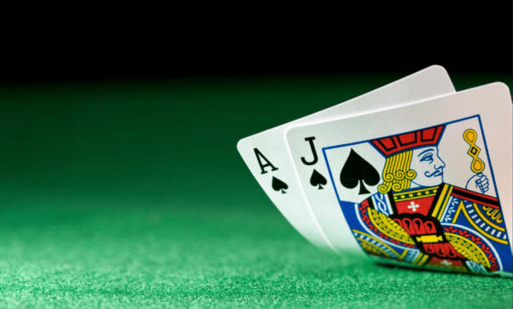 Blackjack Pelikortit
