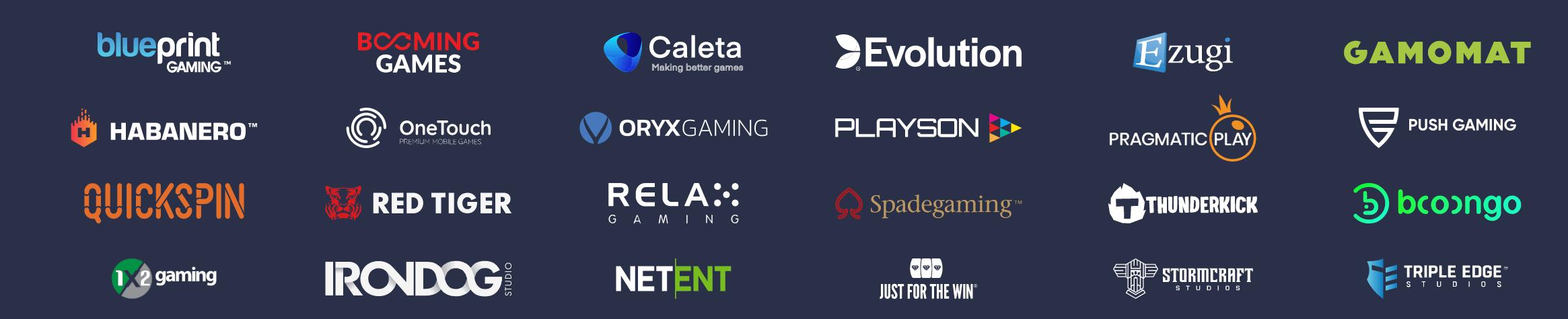 Peliyhtiöitä nettikasinolla