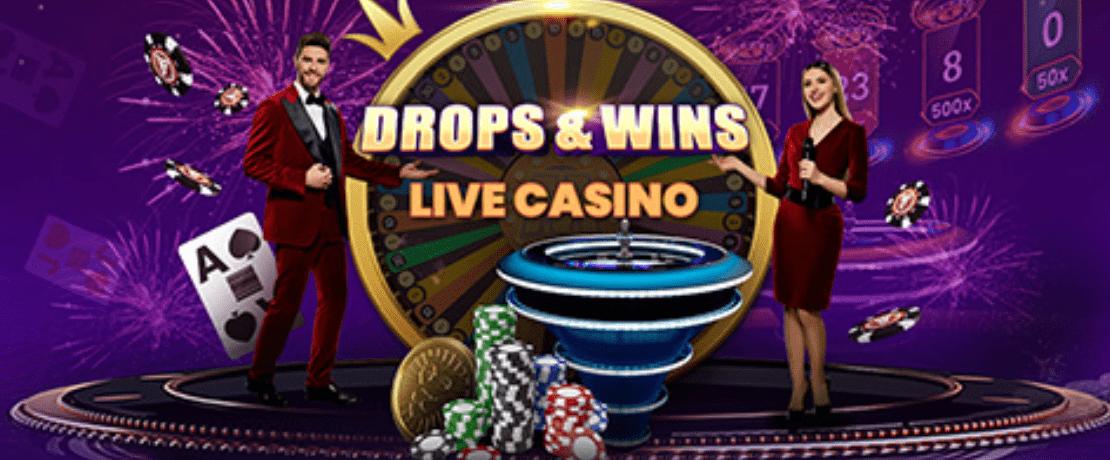 Bonustarjous Live Casino