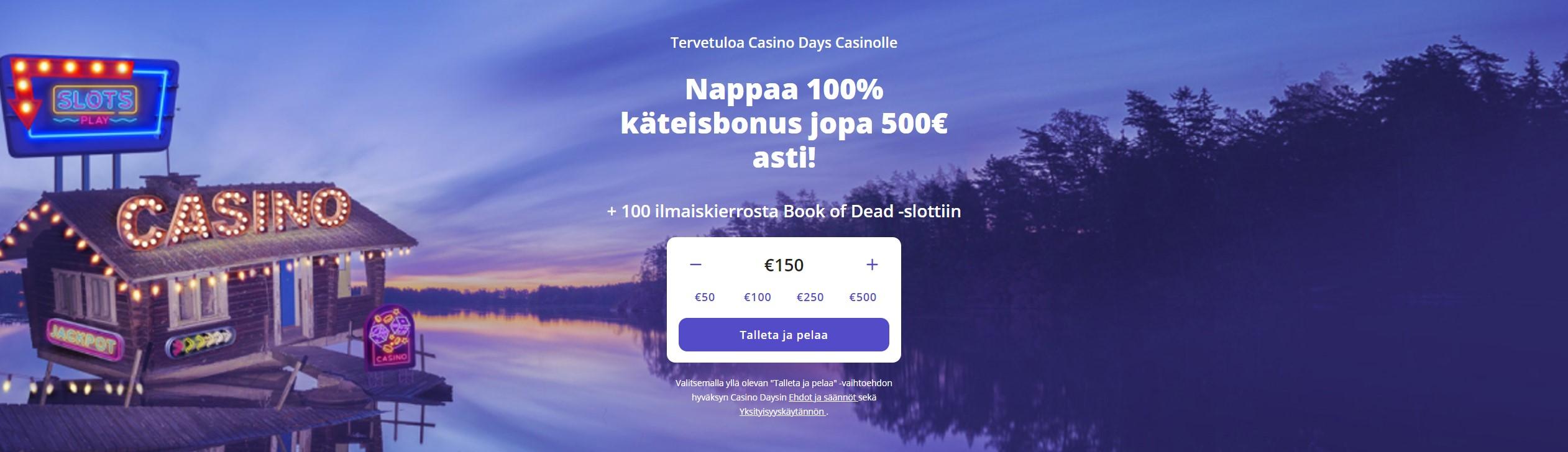 casino days kasino